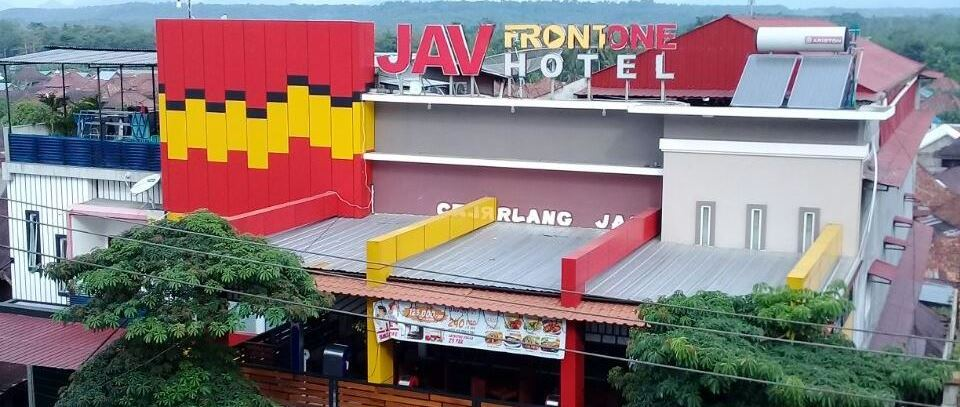 JAV Front One Hotel Lahat